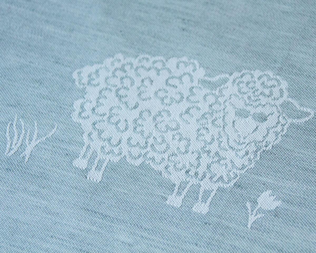 GT Halbleinen grau Schaf