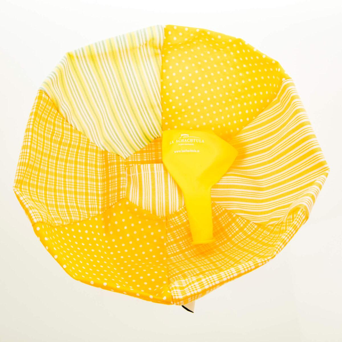 Funktionsprinzip Luftballonhülle
