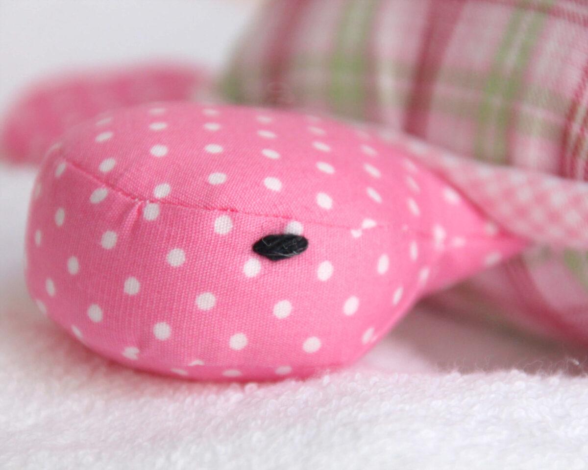 Schildkröte rosa
