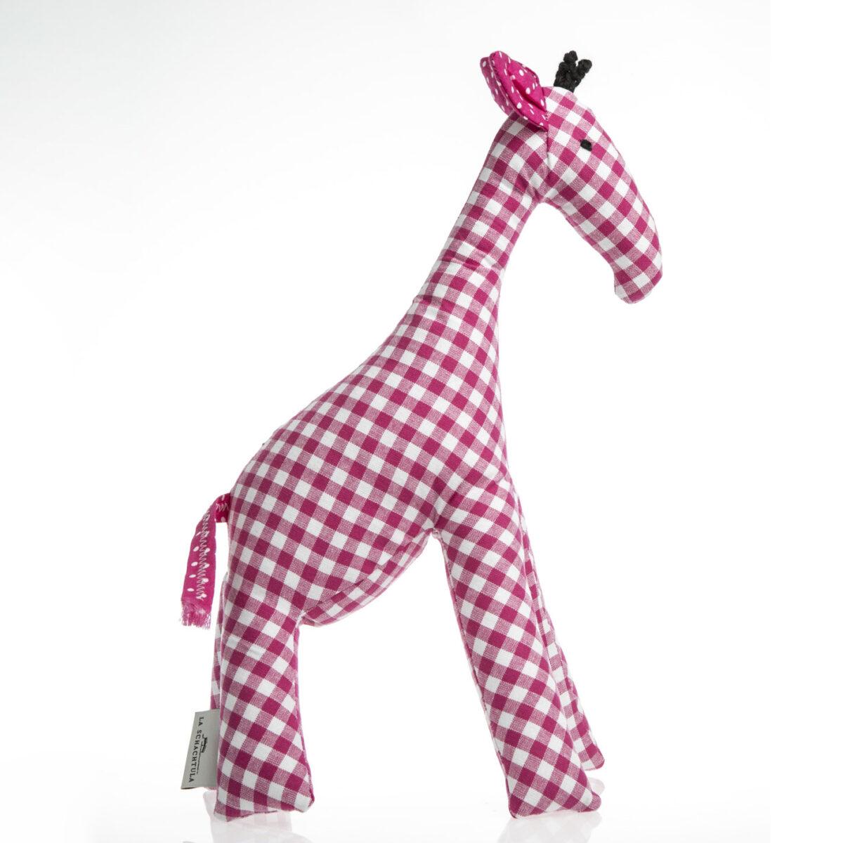 Giraffe rosa