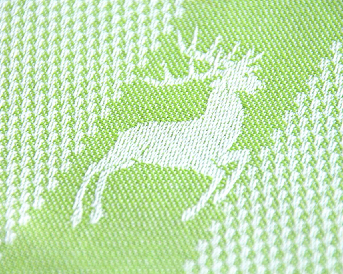 GT Hirsch grün