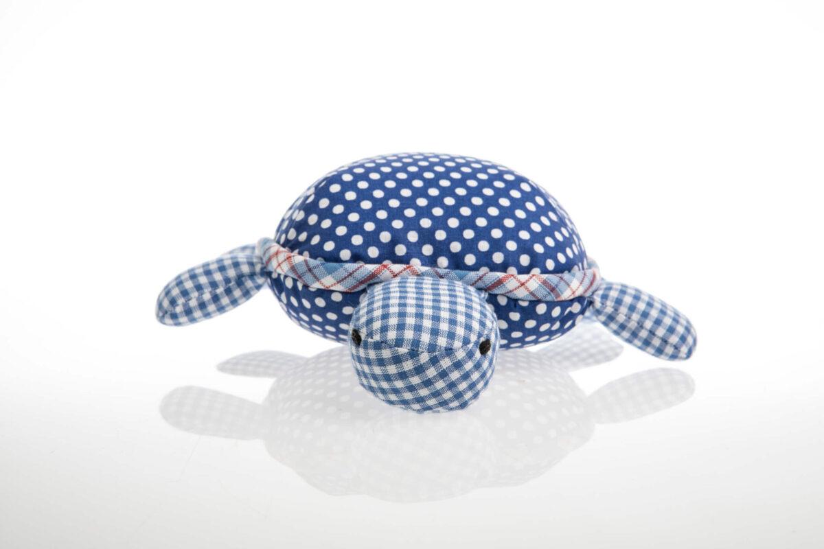 Schildkröte blau
