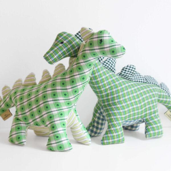 Dinos grün
