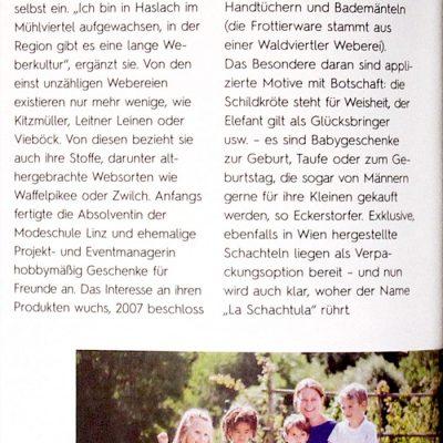 Wiener Zeitungsartikel September 2017